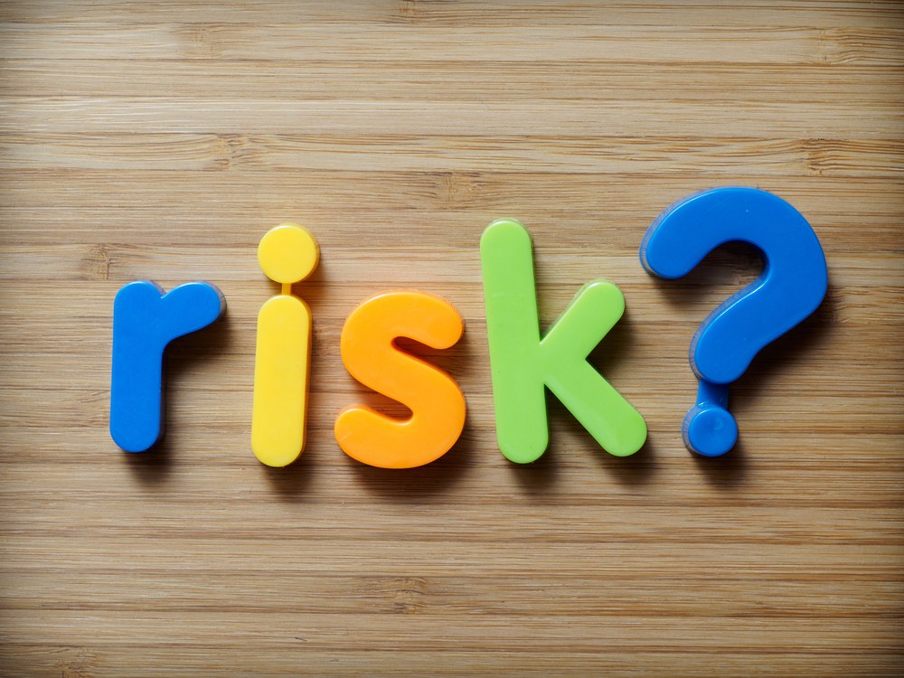 Do you know what your risk tolerance is? 1