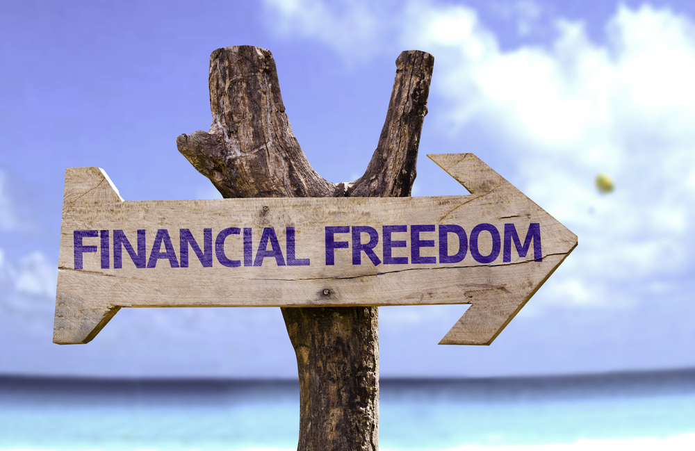 Feel freedom after defeating debt 1
