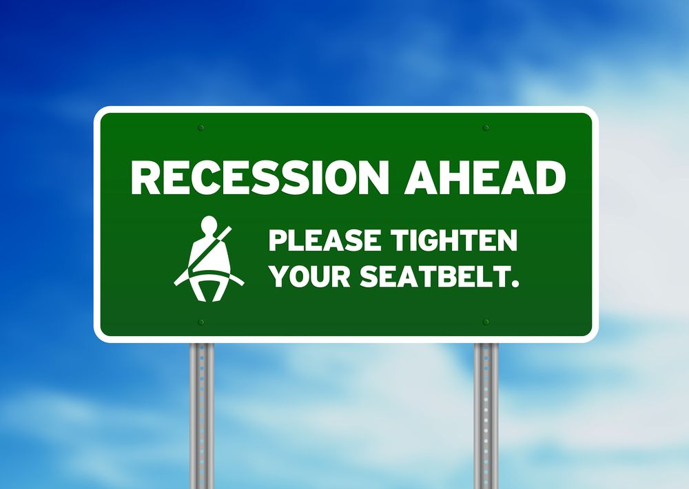 Five ways to help prepare your finances for a recession 1